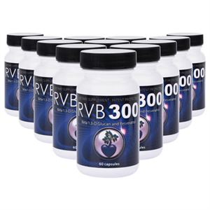 Picture of RVB300 (Beta 1,3-D Glucan  Resveratrol mix) - 12 Pack